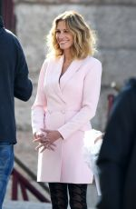 JULIA ROBERTS at a Photoshoot for Calzedonia in Verona 05/30/2019