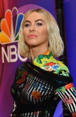 JULIANNE HOUGH at NBCUniversal Upfront Presentation in New York 05/13/2019