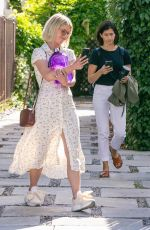 JULIANNE HOUGH Leaves a Business Meeting in Los Angeles 05/20/2019