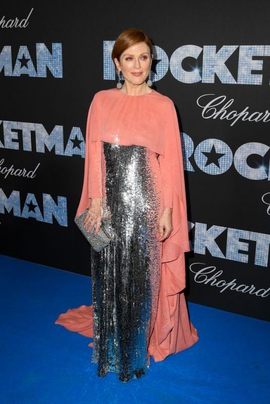 JULIANNE MOORE at Rocketman Gala Party at Cannes Film Festival 05/16/2019