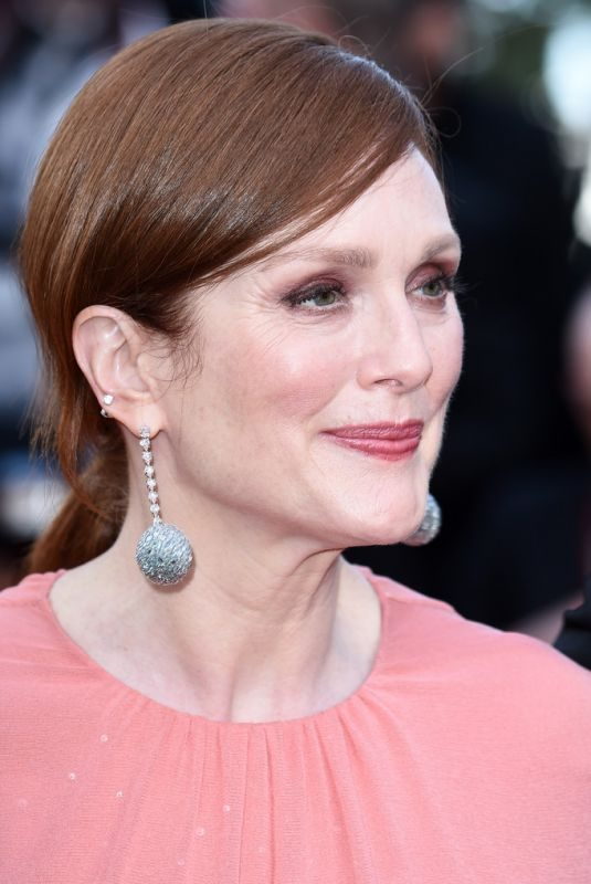 JULIANNE MOORE at Rocketman Screening at 2019 Cannes Film Festival 05/16/2019