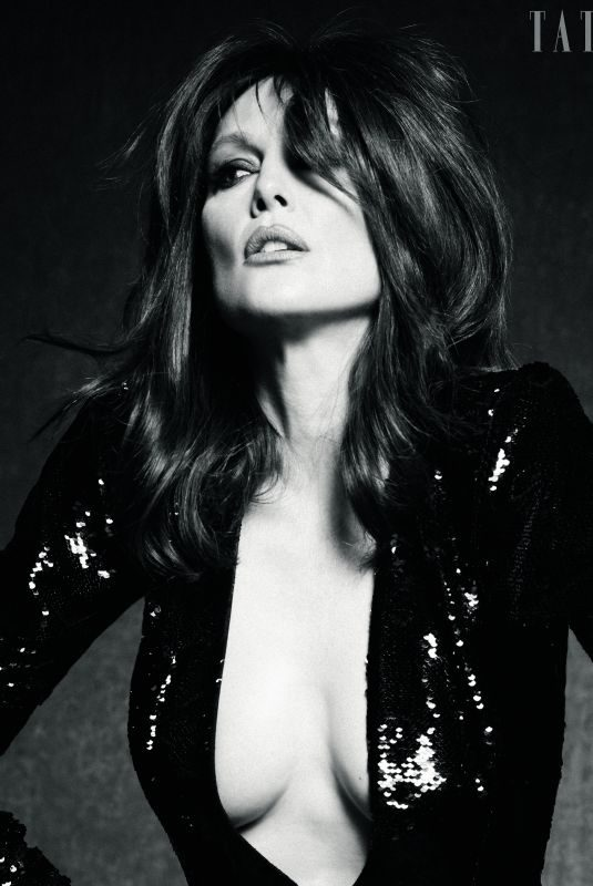 JULIANNE MOORE for Tatler Magazine, July 2019