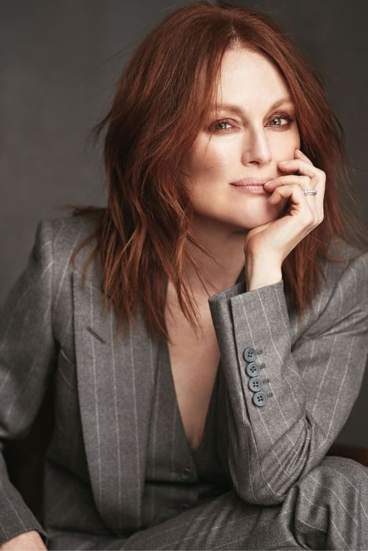 JULIANNE MOORE in Total Film Magazine, May 2019