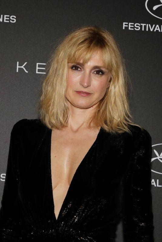 JULIE GAYET at Kering Women in Motion Awards at Cannes Film Festival 05/19/2019