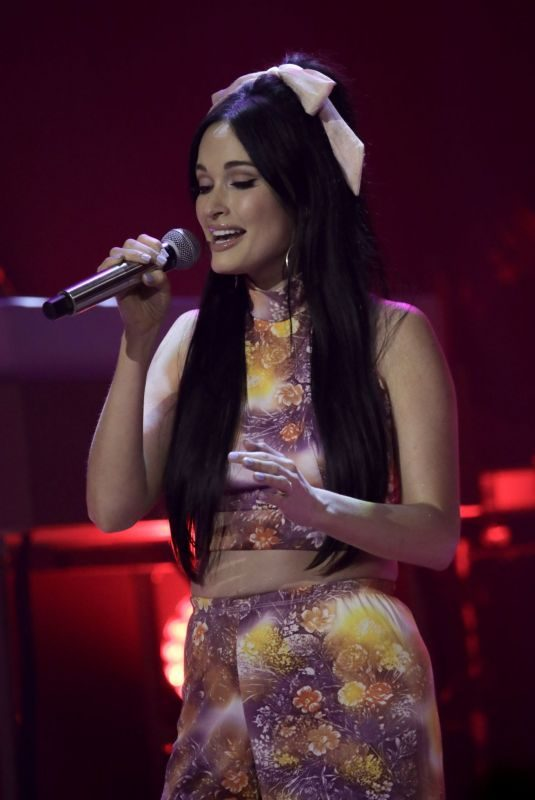 KACEY MUSGRAVES Performs at Her Oh, What a World Tour in Auckland 05/17/2019