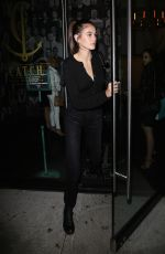 KAIA GERBER at Catch LA in West Hollywood 05/22/2019