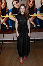 KAITLY DEVER at Booksmart Special Screening in New York 05/21/2019