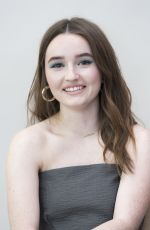 KAITLYN DEVER at Booksmart Press Conference in Beverly Hills 05/03/2019