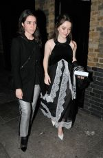 KAITLYN DEVER Night Out in London 05/07/2019