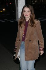 KAITLYN DEVER Out and About in New York 05/23/2019
