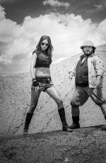 KAREN GILLAN - Jumanji 3, Promos and Trailer 2019