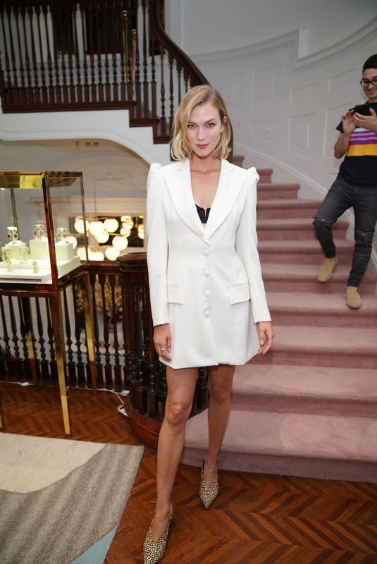 KARLIE KLOSS at Christian Siriano & the Curated NYC Celebrate One Year Anniversary in New York 05/21/2019