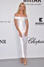 KAROLINA KURKOVA at Amfar Cannes Gala 2019 05/23/2019
