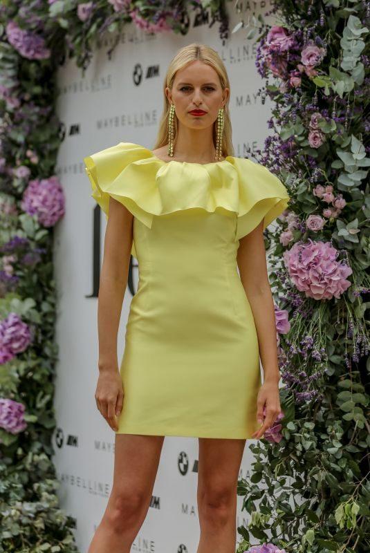 KAROLINA KURKOVA at Wellbeing Summer Lunch at 2019 Cannes Film Festival 05/22/2019