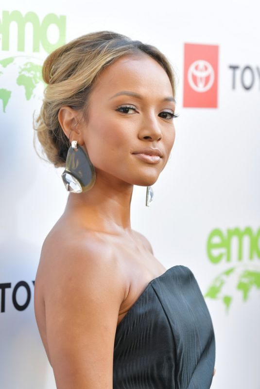 KARRUECHE TRAN at Environmental Media Awards 2019 in Beverly Hills 05/30/2019