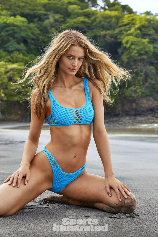 kate bock si illustrated swimsuit sports issue bikini hawtcelebs celebrity macari photographed rica costa james gotceleb leaked celebzz