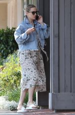 KATE HUDSON Out and About in Los Angeles 05/11/2019
