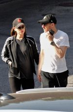 KATE MARA Out and About in Silverlake 05/13/2019