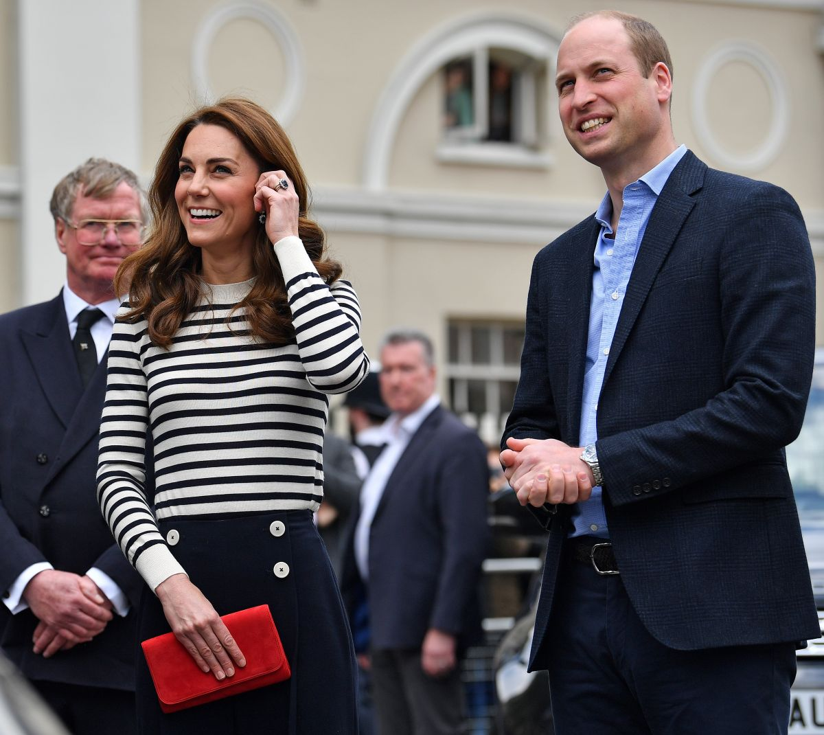 KATE MIDDLETON At King's Cup Regatta Launch 05/07/2019