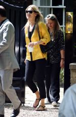 KATE MOSS Out and About in London 05/23/2019