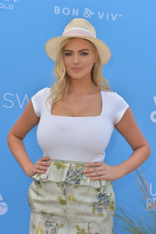 KATE UPTON at Sports Illustrated Swimsuit Release Party On Location in Miami 05/10/2019