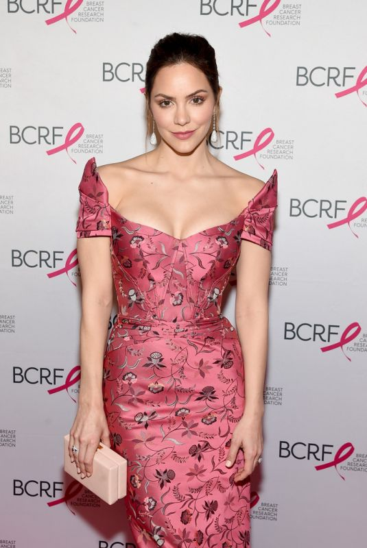 KATHARINE MCPHEE at Breast Cancer Research Foundation