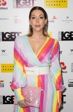 KATHERINE RYAN at British LGBT Awards 2019 in London 05/17/2019