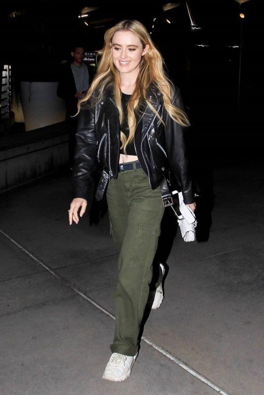 KATHRYN NEWTON Arrives at Arclight Hollywood 05/23/2019