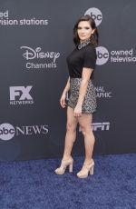KATIE STEVENS at ABC Walt Disney Television Upfront Presentation in New York 05/14/2019