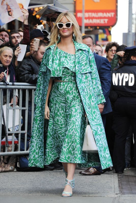 KATY PERRY Arrives at Good Morning America in New York 05/08/2019