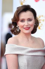 KEELEY HAWES at Virgin Media British Academy Television Awards 2019 in London 05/12/2019