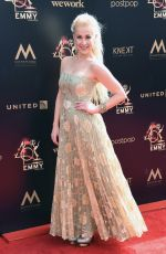 KELLIE PICKLER at Daytime Emmy Awards in Pasadena 05/05/2019