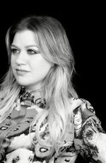 KELLY CLARKSON for Uglydolls Portrait Session, April 2019