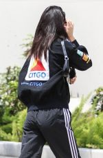 KENDALL JENNER and Fai Khadra Out for Lunch in West Hollywood 05/28/2019