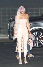 KHLOE KARDASHIAN Leaves Kylie Jenner's Skincare Line Launch in West Hollywood 05/21/2019