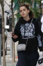 KIERNAN SHIPKA Out Shopping in Vancouver 05/26/2019