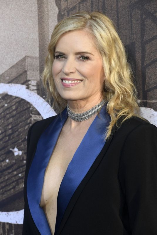 KIM DICKENS at Deadwood Premiere in Los Angeles 05/14/2019