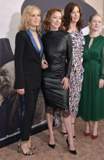 KIM DICKENS, PAULA MALCOMSON, MOLLY PARKER and ROBIN WEIGERT at Deadwood Premiere in Los Angeles 05/14/2019