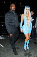 KIM KARDASHIAN and Kanye West at Met Gala After-party in New York 05/06/2019