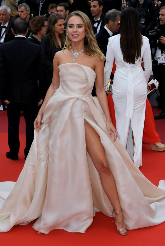 KIMBERLEY GARNER at A Hidden Life Premiere in Cannes 05/19/2019