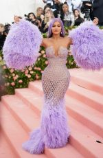 KYLIE JENNER at 2019 Met Gala in New York 05/06/2019