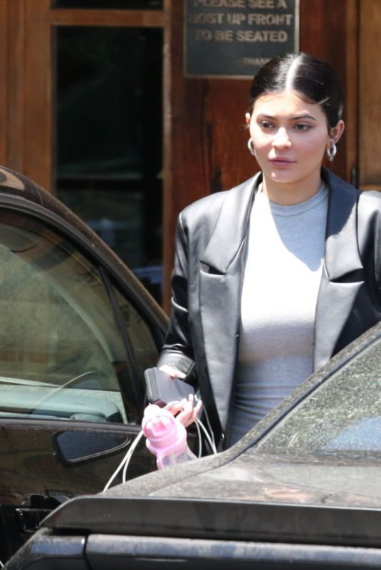 KYLIE JENNER Celebrates Mother's Day in Calabasas 05/12/2019