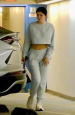 KYLIE JENNER Out and About in Beverly Hills 05/15/2019