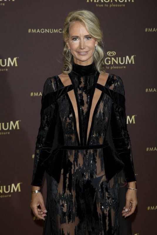 LADY VICTORIA HERVEY at Magnum Party at 72nd Cannes Film Festival 05/16/2019