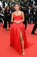 LALA RUDGE at Oh Mercy! Premiere at 2019 Cannes Film Festival 05/22/2019