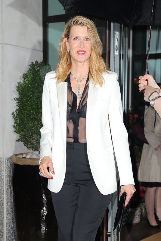 LAURA DERN Leaves Whitby Hotel in New York 05/29/2019