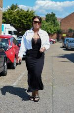 LAUREN GOODGER Shopping at Chigwell in Essex 05/24/2019