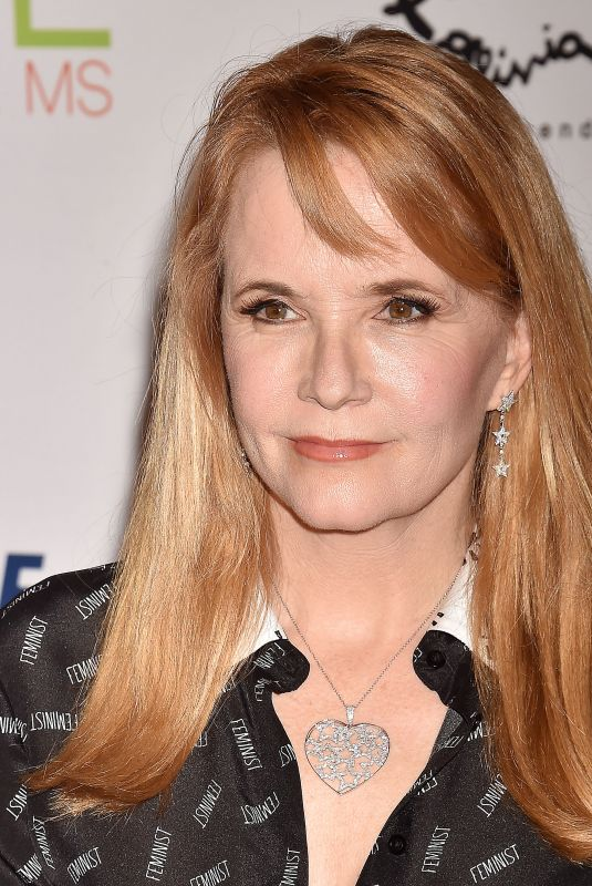 LEA THOMPSON at Race to Erase MS Gala in Beverly Hills 05/10/2019