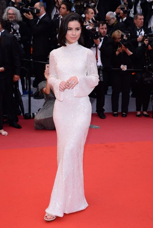LENA MEYER-LANDRUT at The Best Years of a Life Screening at Cannes Film Festival 05/18/2019