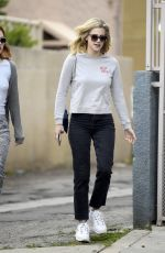 LILI REINHART Out and About in West Hollywood 05/14/2019